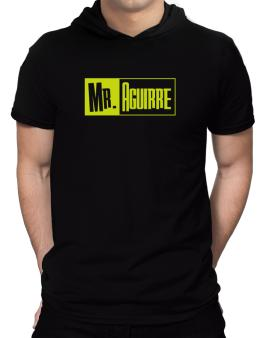 Mr. Aguirre Hooded T-Shirt - Mens
