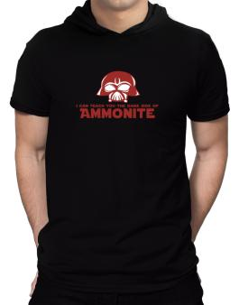 I Can Teach You The Dark Side Of Ammonite Hooded T-Shirt - Mens