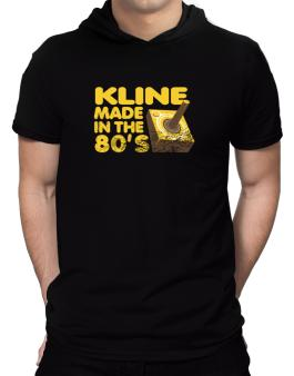 Kline Made In The 80s Hooded T-Shirt - Mens