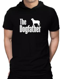 The dogfather Broholmer Hooded T-Shirt - Mens