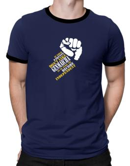 If Your Parents Dont Like Genmaicha, Its Time To Become Independent Ringer T-Shirt