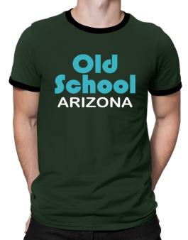 Old School Arizona Ringer T-Shirt