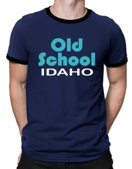 Old School Idaho Ringer T-Shirt