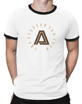 The Alaster Fan Club Ringer T-Shirt