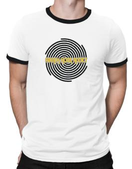 French Horn Addict Ringer T-Shirt