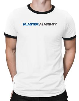 Alaster Almighty Ringer T-Shirt