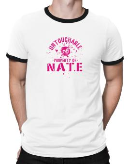 Untouchable : Property Of Nate Ringer T-Shirt