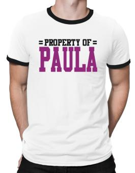Property Of Paula Ringer T-Shirt