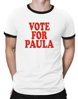 Vote For Paula Ringer T-Shirt