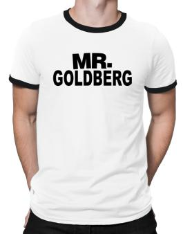 Mr. Goldberg Ringer T-Shirt