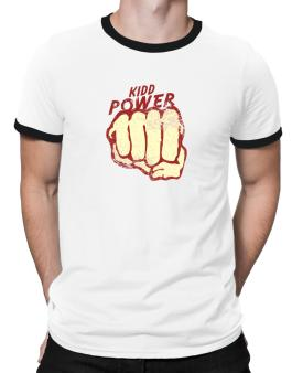 Kidd Power Ringer T-Shirt