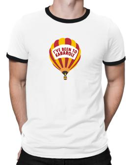 Ive Been To Kabarole Ringer T-Shirt