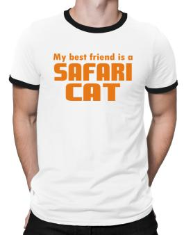 My Best Friend Is A Safari Ringer T-Shirt