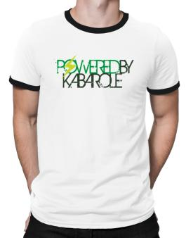 Powered By Kabarole Ringer T-Shirt