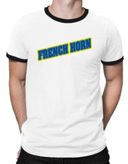 French Horn Ringer T-Shirt