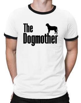 The dogmother Broholmer Ringer T-Shirt
