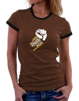 If Your Parents Dont Like Genmaicha, Its Time To Become Independent Women Ringer T-Shirt