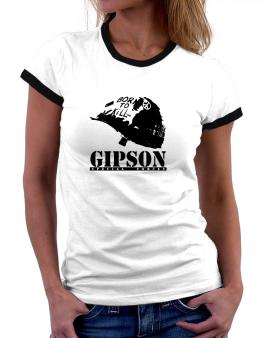 Gipson Special Forces Women Ringer T-Shirt