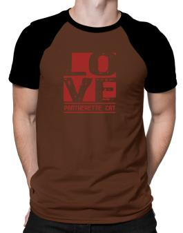 Love Pantherette Raglan T-Shirt