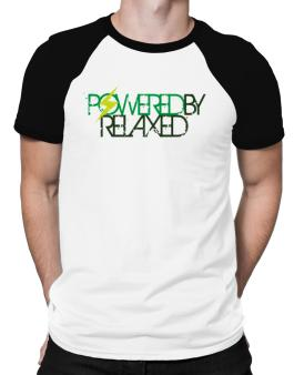 Powered By Relaxed Raglan T-Shirt