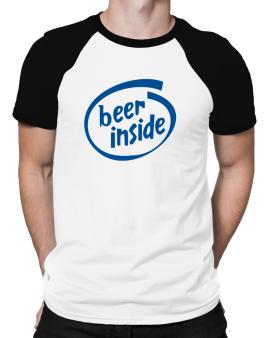 Drunk Inside Raglan T-Shirt