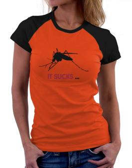 Polo Raglan de It Sucks ... - Mosquito