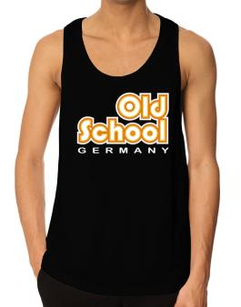 Old School Germany Tank Top