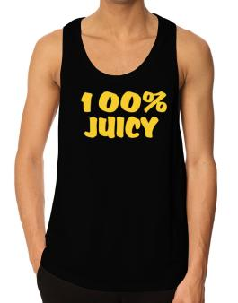 100% Juicy Tank Top