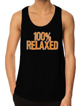 100% Relaxed Tank Top