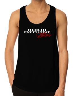 Health Executive With Attitude Tank Top