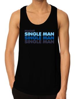 Magar Single Man Tank Top