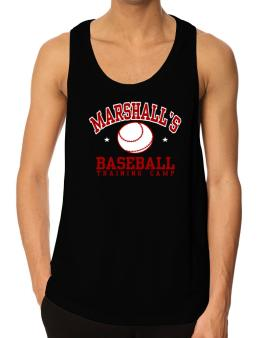 Marshalls Baseball Training Camp Tank Top
