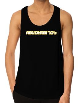 Capital 70 Retro Abu Dhabi Tank Top