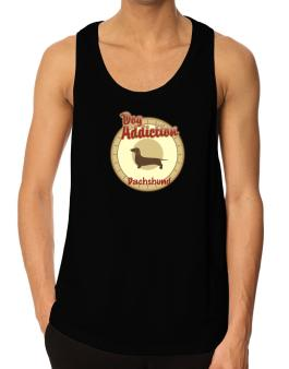 Dog Addiction : Dachshund Tank Top