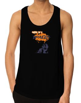 Owned By A Beagle Tank Top
