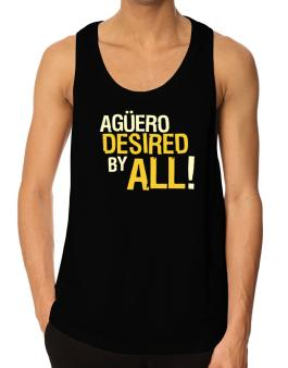 Agüero Desired By All! Tank Top