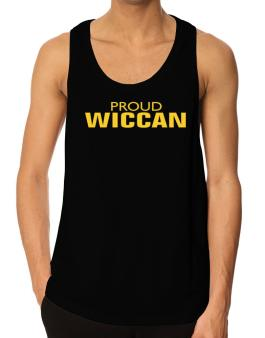 Proud Wiccan Tank Top