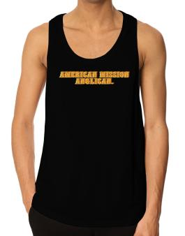 American Mission Anglican. Tank Top