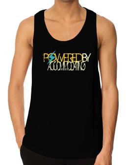 Powered By Accommodating Tank Top
