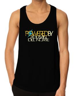 Powered By Agusan Del Norte Tank Top