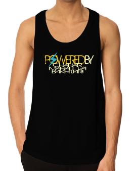 Powered By Chahar Mahall Va Bakhtiari Tank Top