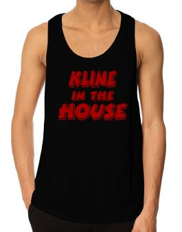 Kline In The House Tank Top