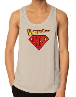 Worlds Best Uncle Tank Top