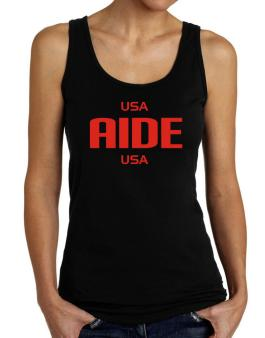 Usa Aide Usa Tank Top Women