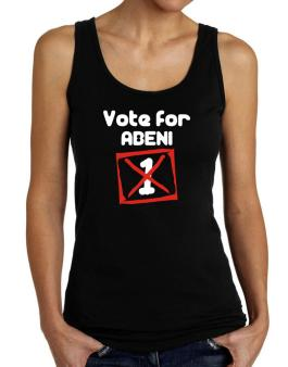 Vote For Abeni Tank Top Women