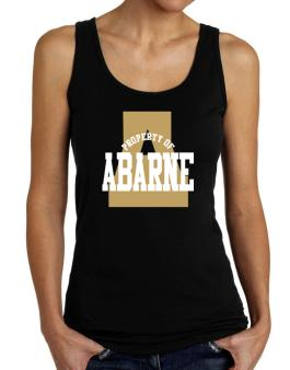 Property Of Abarne Tank Top Women