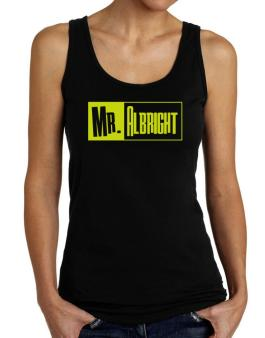 Mr. Albright Tank Top Women