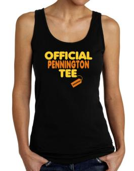 Official Pennington Tee - Original Tank Top Women