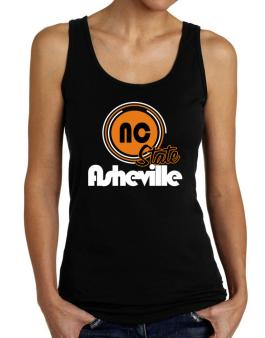 Asheville - State Tank Top Women