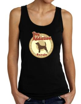 Dog Addiction : Beagle Tank Top Women